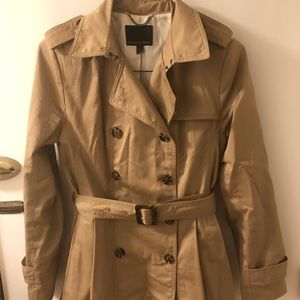 Banana Republic Tan Coat